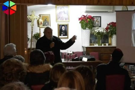 Οι εικόνες του Τιμίου Προδρόμου και του Αγίου Αντωνίου μέσα από το χρωστήρα του Φώτη Κόντογλου