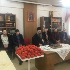 Απονομή πτυχίων στη Σχολή Βυζαντινής Μουσικής της Ι. Μητροπόλεως Κίτρους, Κατερίνης και Πλαταμώνος