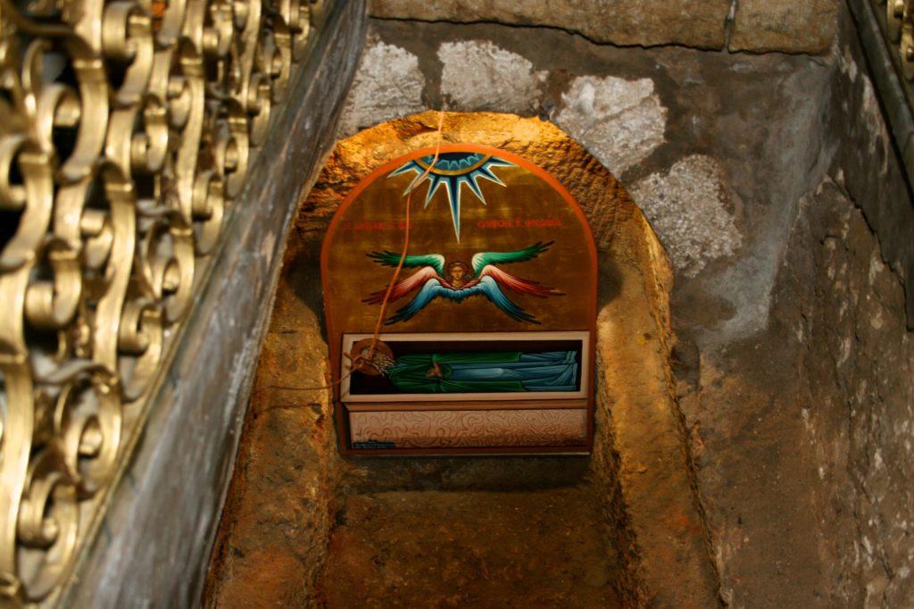 Ιερά Μονή Αγίου Συμεών του Θεοδόχου – Καταμόνας, Ιερουσαλήμ