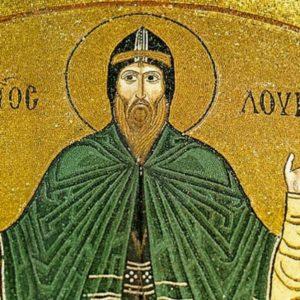 Όσιος Λουκάς ο εν τω Στειρίω όρει της Ελλάδος ασκήσας