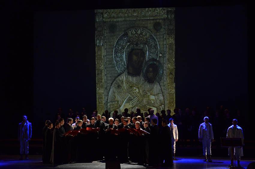 Ορατόριο – «Παναγία – Η Μητέρα του Φωτός»