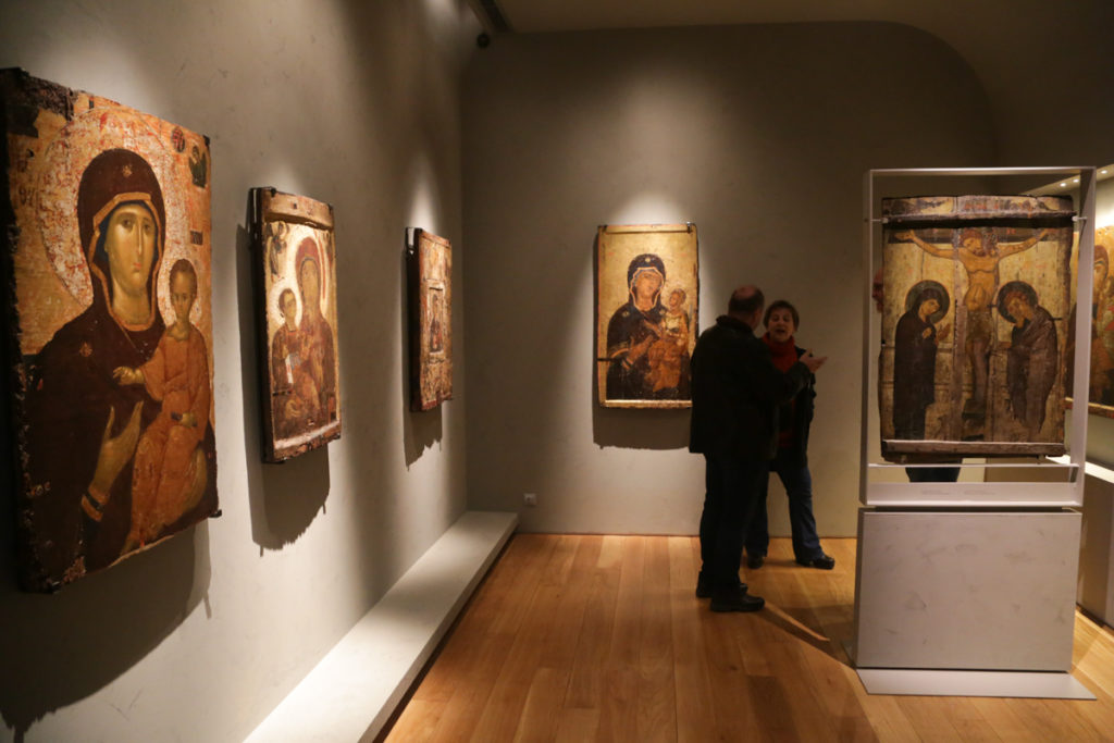 «Το ημέτερον Κάλλος. Βυζαντινές Εικόνες από τη Θεσσαλονίκη»