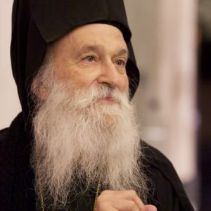 Ο άγιος Πορφύριος, ο ασκητής της Ομόνοιας, έχει μεγάλη παρρησία στον Χριστό