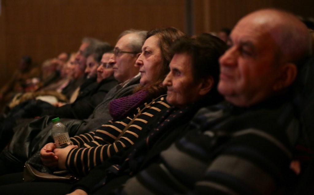 Στιγμές από τη παρουσίαση του τόμου «Γέρων Ιωσήφ Βατοπαιδινός» στα Ιωάννινα