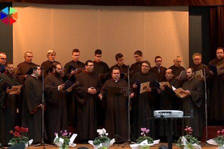 Εκκλησιαστικοί ύμνοι από τη Χορωδία Συνδέσμου Ιεροψαλτών Ι.Μ. Δημητριάδος «Όσιος Ιωάννης ο Κουκουζέλης»