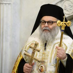 «Εγγυητής της ενότητας στη Μέση Ανατολή ο Πατρ. Αντιοχείας»