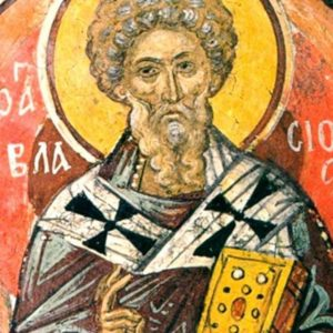 Ο θαυμαστός βίος του Αγίου Βλασίου