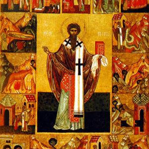 Πάτερ πατέρων Υπάτιε, Ορθοδοξίας φωτί