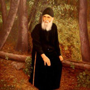 Αυτήκοος και αυτόπτης του Αγίου Παϊσίου του Αγιορείτου