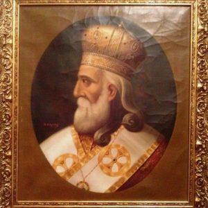 Ο Επίσκοπος Ρωγών και Κοζύλης Ιωσήφ και η Έξοδος του Μεσολογγίου