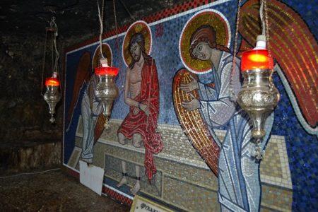 H φυλακή του Χριστού στα Ιεροσόλυμα