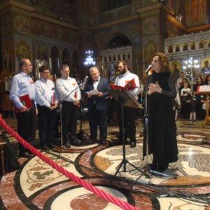 Μουσική εκδήλωση του Συνδέσμου Ιεροψαλτών Περιφέρειας Αττικής