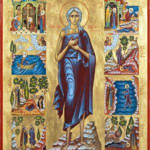 Κυριακή Αγίας Μαρίας της Αιγυπτίας