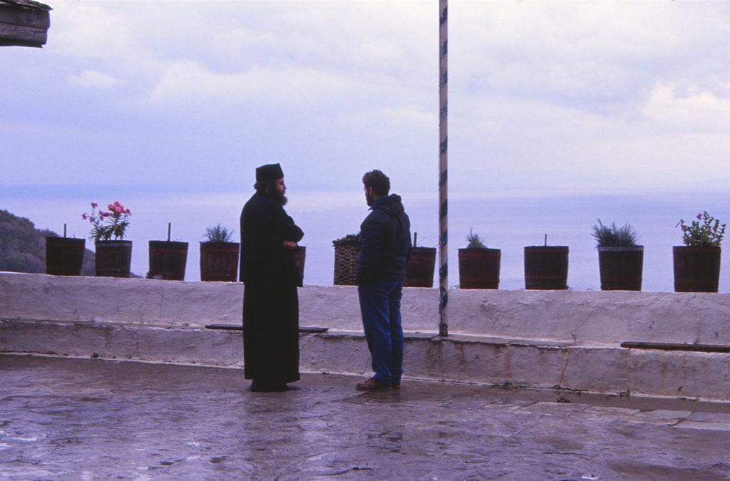 ΑΓΙΟΝ ΟΡΟΣ 1987-1992
