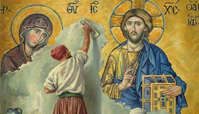 Ιστορικό της Αγια-Σοφιάς | Πεμπτουσία