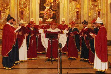 Αποσπάσματα από την συναυλία «Άγγελος Πρωτοστάτης», ήχος πλ. δ΄. Ήχοι του τότε και του σήμερα»