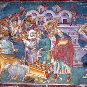 Γιατί ο Χριστός έδιωξε με βία, όλους αυτούς που είχαν κάνει την οικία του Πατέρα του, «οίκο εμπορίου»;