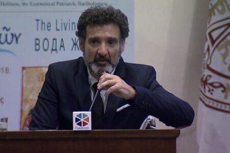 2ο Διεθνές Συνέδριο Ψηφιακών Μέσων & Ορθόδοξης Ποιμαντικής DMOPC18 – Χαιρετισμός Περιφερειάρχη Κρήτης