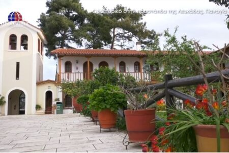 Οδοιπορικό στο ιστορικό μοναστήρι της Παναγίας της Φανερωμένης Λευκάδος