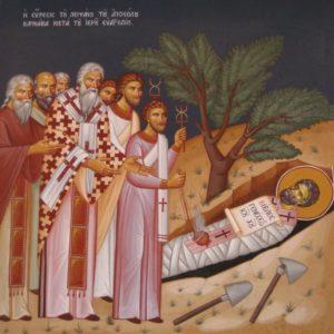 Μνήμη Βαρνάβα του Κύπριου