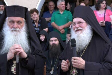 Γέροντας Εφραίμ Βατοπαιδινός: «Η Παναγία αναπαύεται να είναι σε μοναστήρι»