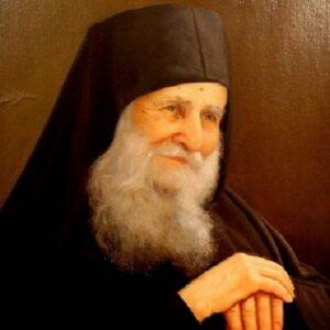 Δέκα χρόνια από την κοίμηση του παππού μας Ιωσήφ Βατοπαιδινού
