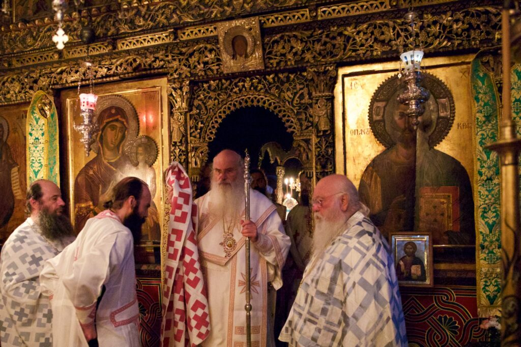 «Οι ιερείς σου Κύριε ενδύσονται δικαιοσύνην». Χειροτονία εις πρεσβύτερον στην Ι.Μ. Παντοκράτορος Αγίου Όρους