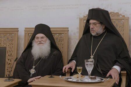 Γέρων Εφραίμ Βατοπαιδινός: Οι Βατοπαιδινοί Άγιοι με τη πολιτεία τους εδόξασαν την Εκκλησία