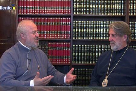 «Αύριο είναι Κυριακή». Αρχιεπίσκοπος Θυατείρων και Μεγάλης Βρετανίας κ. κ. Νικήτας
