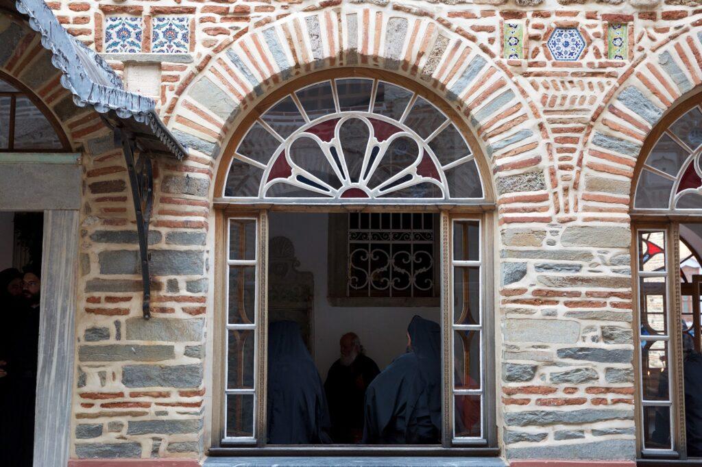 Κτητορικό Μνημόσυνο στην Ιερά Μονή Παντοκράτορος