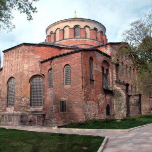 Η Πνευματικότης της Βυζαντινής αρχιτεκτονικής