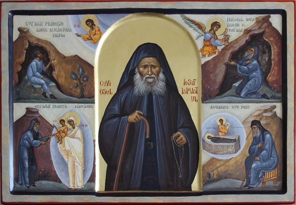Όσιος Ιωσήφ ο Ησυχαστής στις Αγιολογικούς Δέλτους της Εκκλησίας | Πεμπτουσία