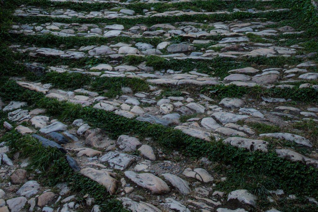 Του Κόσμου τα γυρίσματα: Άγιον Όρος, Μονή Χιλανδαρίου,Καλντερίμι