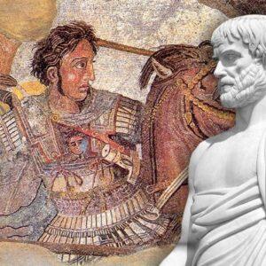 Ο Αριστοτέλης στη διάπλαση του χαρακτήρα του Αλεξάνδρου