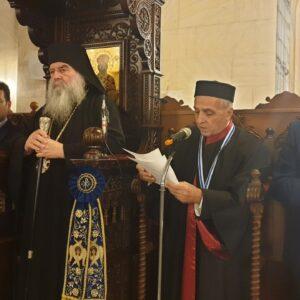 Τιμητική εκδήλωση για τα 50 χρόνια ιεροψαλτικής διακονίας του Ν. Παπασάββα