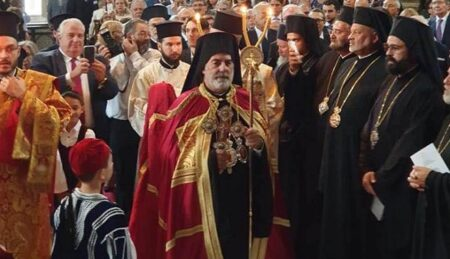 «Αύριο είναι Κυριακή»14.09.19 Τελετή Ενθρόνισης Αρχιεπισκόπου Θυατείρων& Μ.Β. κ. Νικήτα