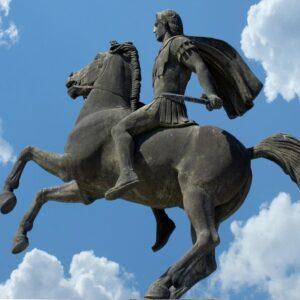 Η μεγαλοφυία και η προσωπικότητα του Μεγάλου Αλεξάνδρου