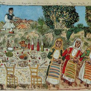 Έργα του ζωγράφου Θεόφιλου στο Άρσος της Κύπρου