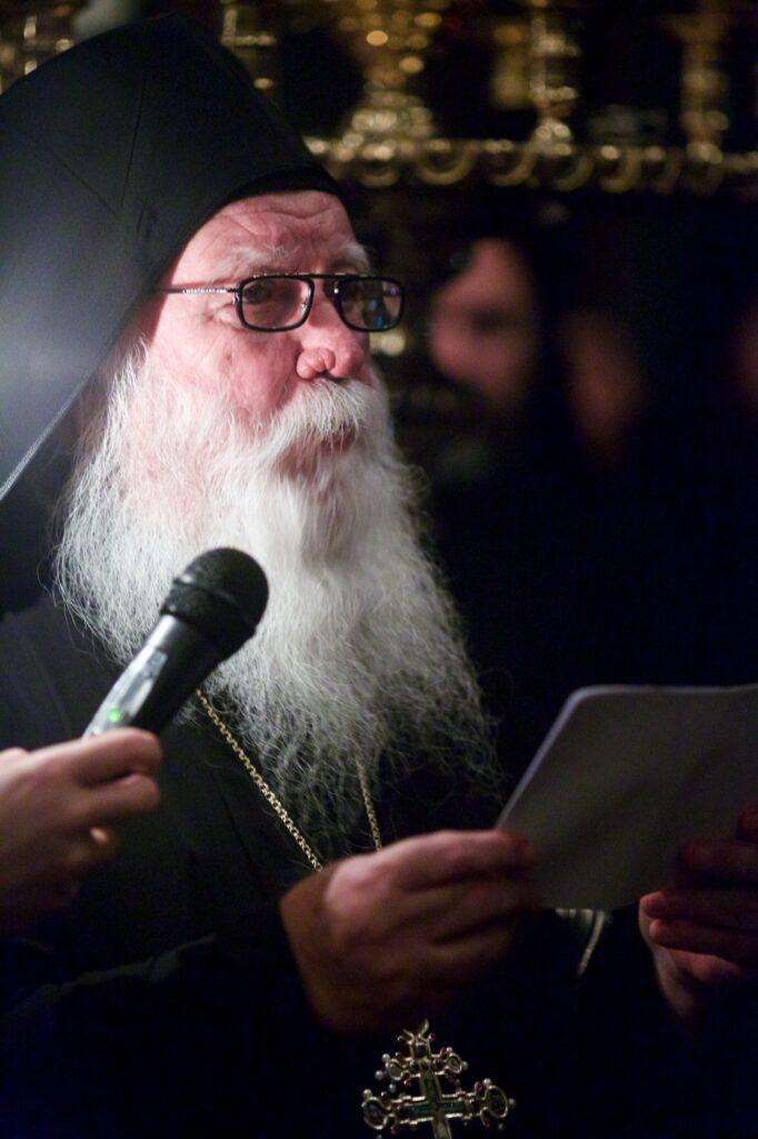 Ιερά Μονή Ξενοφώντος: Δοξολογία και Αγιασμός από τον Οικουμενικό Πατριάρχη κ.κ. Βαρθολομαίο