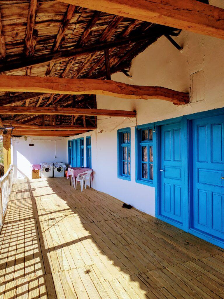 Μακεδονική αρχιτεκτονική παράδοση στο Άνω Γαρέφι της Αλμωπίας
