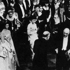 Γιώργου Σεφέρη: Η ομιλία του κατά την απονομή του Νόμπελ