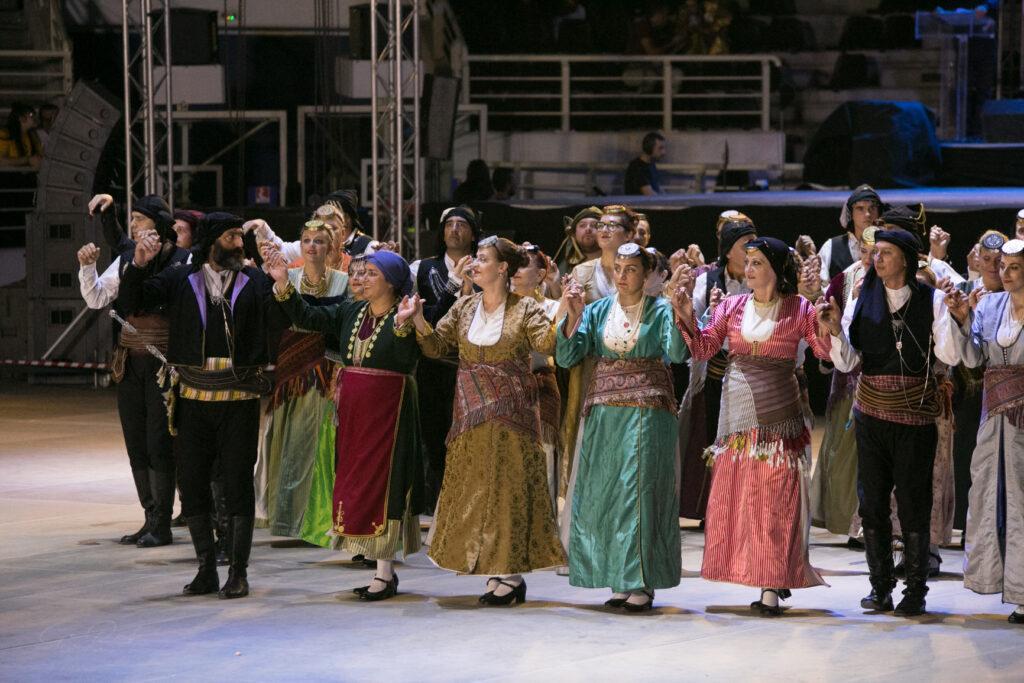 15ο Πανελλήνιο Φεστιβάλ Ποντιακών Χορών