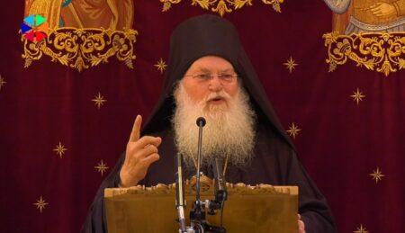 Το Άγιον Όρος δίδει τα μεγαλύτερα δώρα, το πολίτευμα του Σταυρού και τους σύγχρονους Αγίους