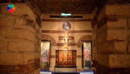 Οδοιπορικό εικόνας και ήχου στον Άγιο Γεώργιο Καΐρου