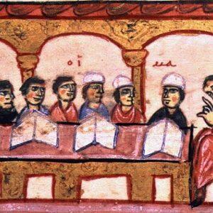 «Ο κόσμος των Βυζαντινών Εικονογραφημένων Χειρογράφων»