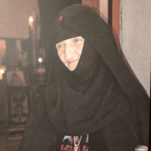 Εκοιμήθη εν Κυρίω η Γερόντισσα Στυλιανή, Καθηγουμένη Ιεράς Μονής Παντοκράτορος ΤΑΩ Πεντέλης