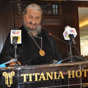 «Ορθόδοξη Θεολογία και Παιδεία: Η συμβολή του Αγ. Ιουστίνου Πόποβιτς και του π. Γεωργίου Φλωρόφσκυ»
