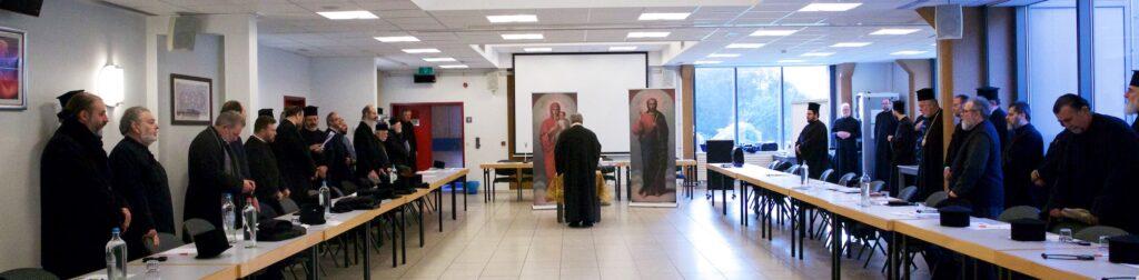 Δ΄ Ιερατική Σύναξη της Ιεράς Μητροπόλεως Βελγίου