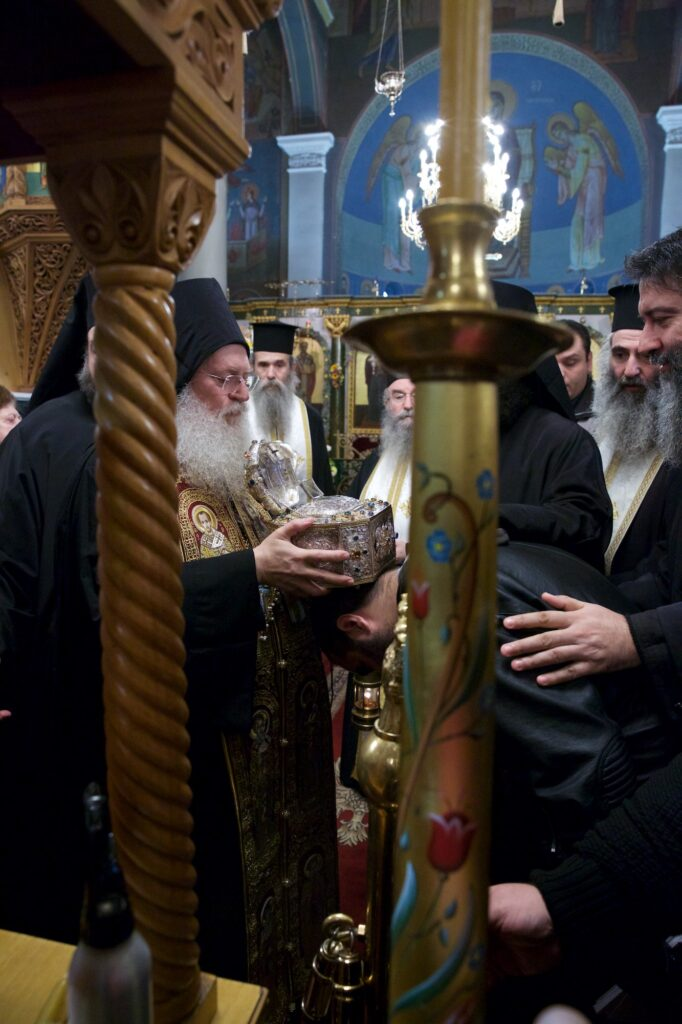 «Σάλπιγξ χρυσόφωνος ανεδείχθης, Χρυσορρήμον Χρυσόστομε» Αναχώρηση της τιμίας Κάρας του Αγίου Ιωάννου Χρυσοστόμου από την Θεσσαλονίκη