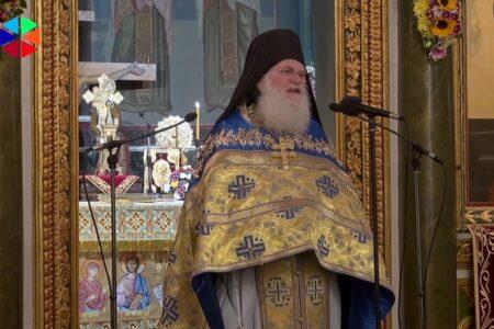 Γέρων Εφραίμ Βατοπαιδινός: «Η προσκύνηση του αγίου Χρυσοστόμου δίνει μία παρηγοριά, μία παραμυθία στον άνθρωπο»